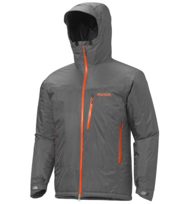 Insulated Jacket with Wind Protection
