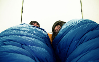 New Sleeping Bags