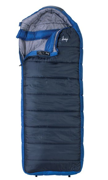Slumberjack Esplanade Oversized -20 Degree Hooded Sleeping Bag Regular