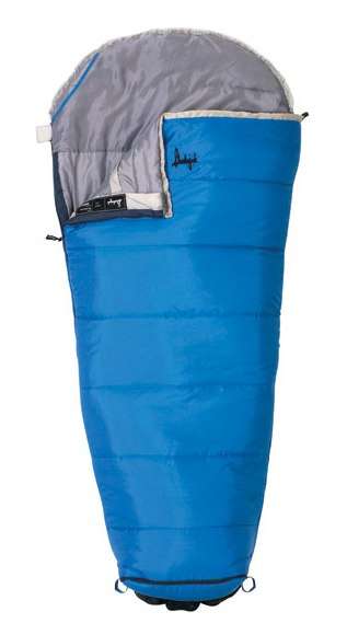Slumberjack Go-n-Grow Boys and Girls 30 Degree Mummy Sleeping Bag