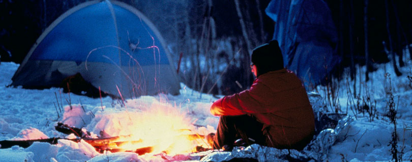 Winter Camping Excursion