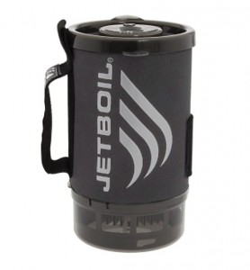 Jetboil Flash Cooking