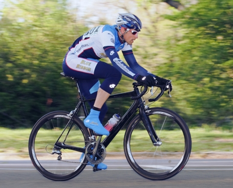 Mark Alden: Blue Ribbon Cycling Member