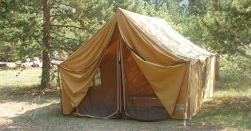 Morsan Tent & Old Morsen Tent Interview