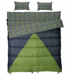 While Most Sleeping Bags Are Designed To Be Efficient When Used Independently Some Of Them Mated Together Form A Double Wide